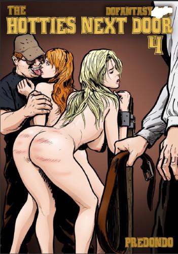Fansadox BDSM Porn Comix Collection