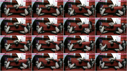 Princess Lucy and Princess Amai - Loser Humiliated By Giggly Asian - HD 720p