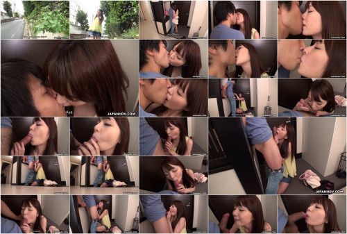 Spoiled legal age teenager aya eikura sucks her step brother s dong