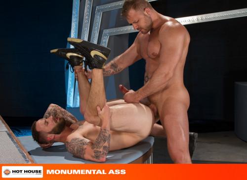 HH - Monumental Ass - Austin Wolf & Chris Bines (1080p)