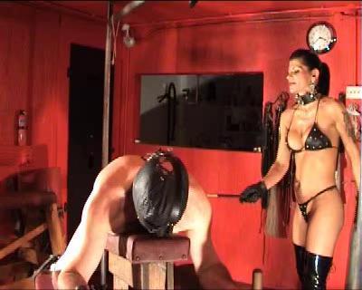 Mistress Dometria Videos Part 3 [Femdom and Strapon]