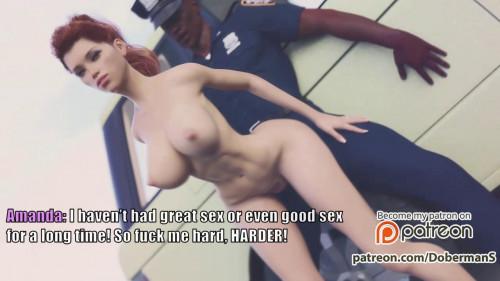 Amanda Ep. 4 [Cumshot,Big Breasts,Creampie]