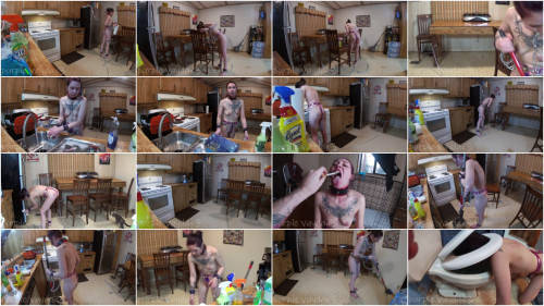 Super restraint bondage and domination for charming undressed model HD 1080p