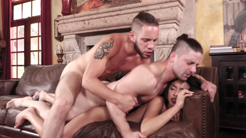 Coming Out Bi part 6 [2019,Bisexual,Vincent Voss,Maya Bijou,Threesome,Oral/Anal Sex,Hardcore]