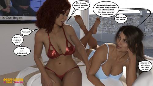 Neighborhood Episodes 1-13 [creampie,3D Porn Comic,blackmail]