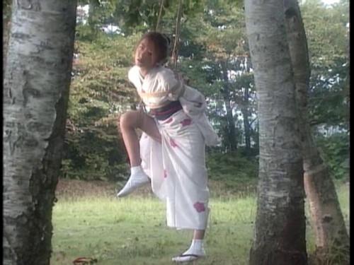 Oedo Emotional Doll Pic Scroll Kimono Various