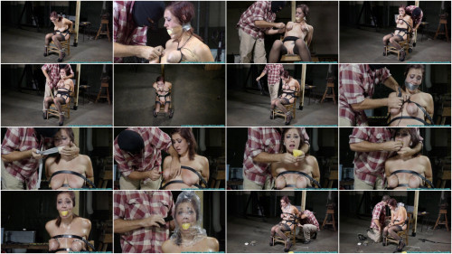 Tit Torture for Riley Jane