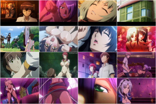 Koutetsu no Majo Annerose Steel Witch Anneroze - 4 Episodes