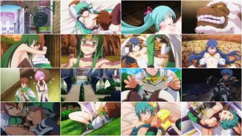 Rance part 01: Hikari o Motomete The Animation