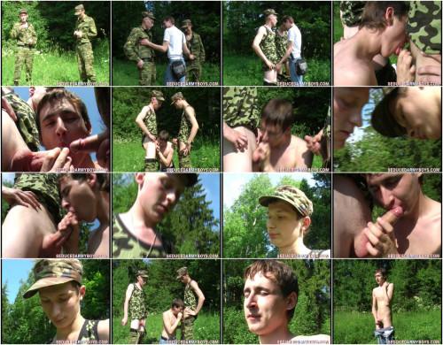 Seduced Army Boys vol. 60