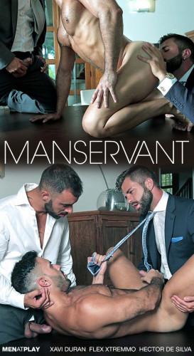 MAP - Manservant - Xavi Duran, Flex and Hector De Silva