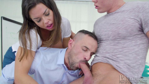 Bi  Secrets [Bisexual,Bi Empire,Naomi Bennet,Bisexual Couples Threesomes Anal]