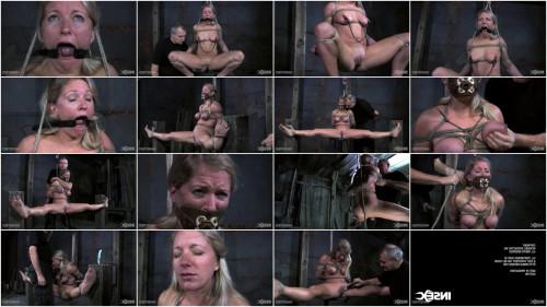 Bondage, domination and castigation for very slutty blond part 2