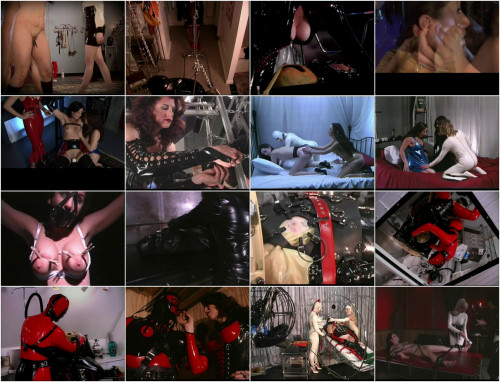 Collection of PAIN PLAY Scenes GwenMedia part 3