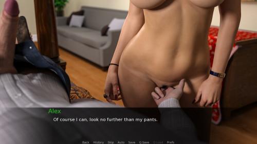 Nursing Back To Pleasure Episode 4 [2021,Big Tits,Male protagonist,Groping]