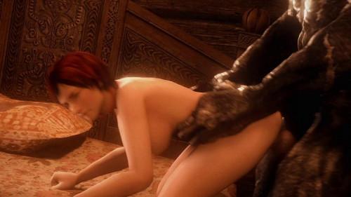 Mila Red Riding Hood [2020,3D,All sex]