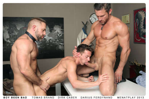 MAP - Boy Been Bad (Tomas Brand, Dirk Caber & Darius Ferdynand)