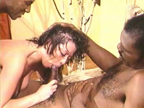 Sweet Chocolate [1987,Retro,Angel Kelly,Straight,Interracial,Lesbian]