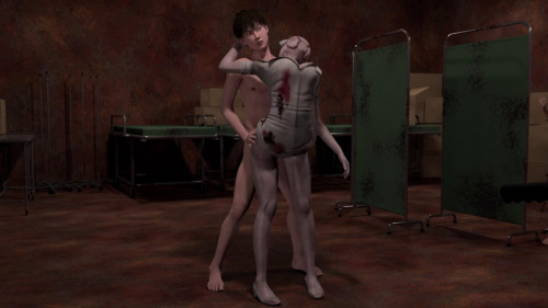 Silent Hill [2019,Zombie,Nurse,X-ray]
