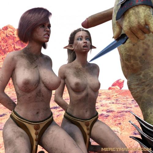 MercyMagnet Collection [humiliation,3D Porn Comic,slavery]