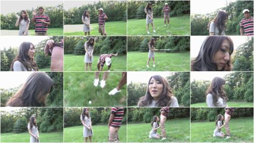 Karin Mizuno blow job traning