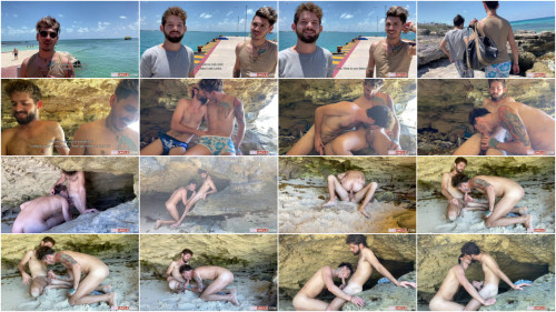 SayUncle - Gay Sex On The Beach - Rob and Ken 720p