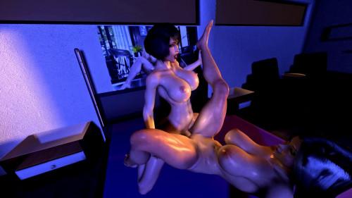 Tamy scene 3 [2019,3D,All sex]