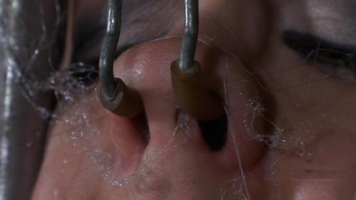 Prisoner in bondage