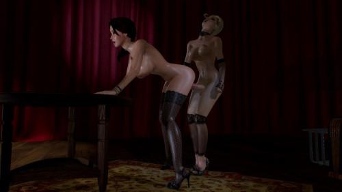 An Unusual Encounter [2021,3D,All sex]