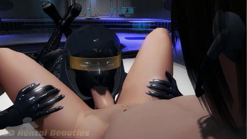 Virtual Robo Blowjob