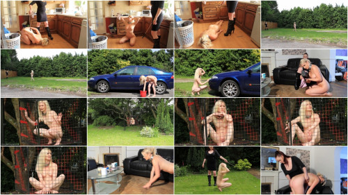 Master and Owner of slave trin video 11