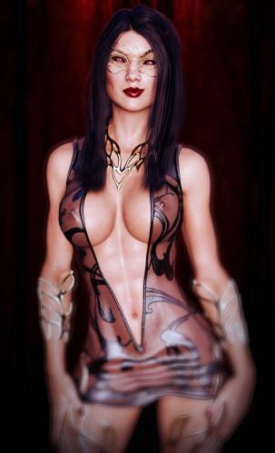 Darvarq Artwork With Gorgeous 3D Girls [big ass,hot babe,lingerie]