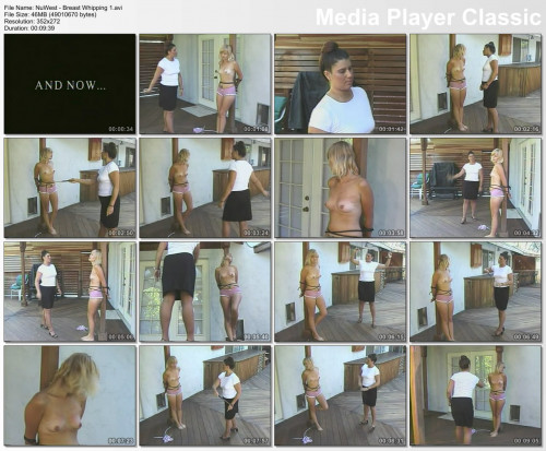 NuWest - Breast Whipping 1