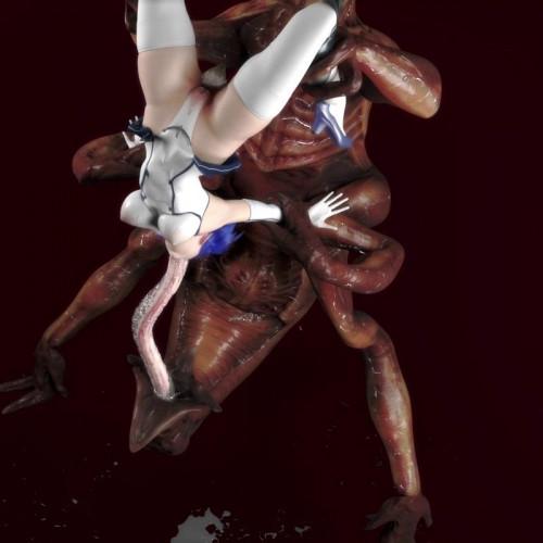 Ulala Xeno Creature Vol. 1