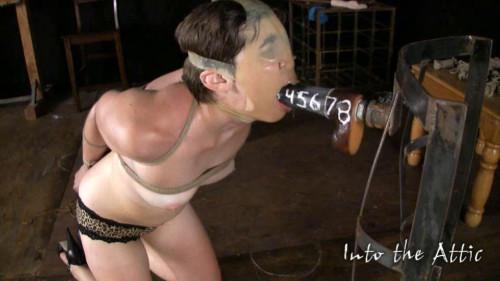 It's pure BDSM scenes part 2 [2011,BDSM,IntoTheAttic,Hogtie,Slave,Pet Play]