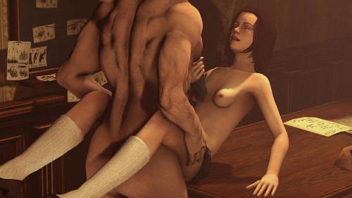 Victoria Burnwood [2021,All Sex,Futanari,Masturbation]