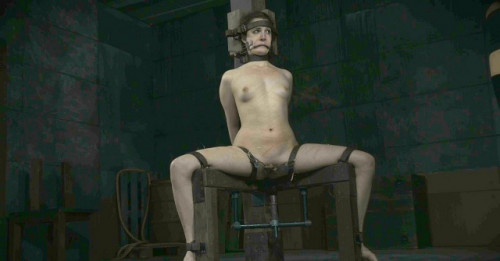 A great pleasure for a slave