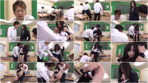 Hot Teacher Nozomi Hazuki scene1