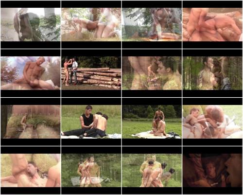 Natural Born Fuckers - John Drews, Marcos Stankovski, Ashley Adams