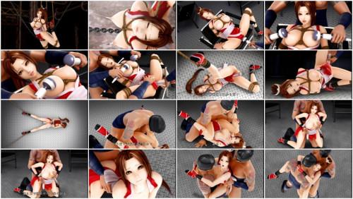 Bondage Marionette Shame Touki Li Best Quality 3D Porn