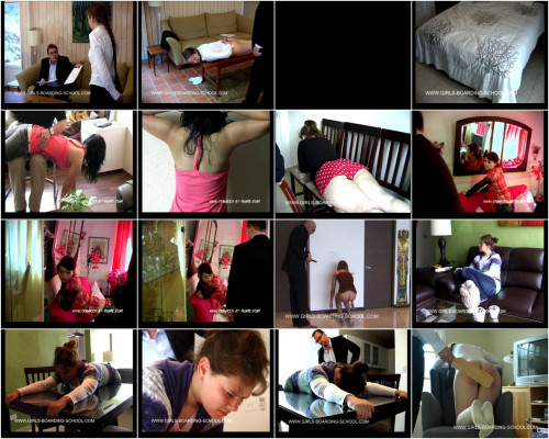 New Beautifull Sweet Hot Collection Girls Boarding School. Part 1.