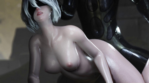 Two be nude [2020,3D,All sex]