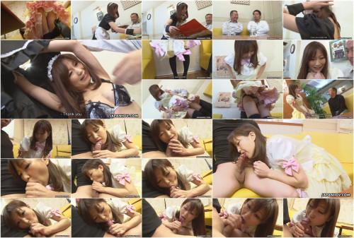 Shino tanaka is a hot waitress