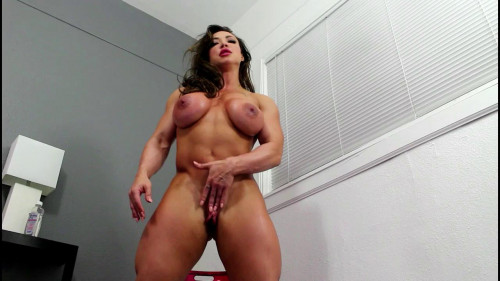 The Best Gold Porn EroticMuscleVideos Collection part 7 [Female Muscle,fetish,wonder woman,muscle worship]
