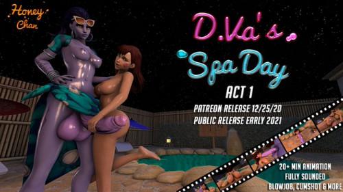 Dva's Spa Day - Act1 No Watermark FHD [2021]