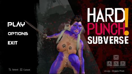 HardPunch Subverse Final Version [2021,Female Protagonist,Big Tits,Hardcore sex]
