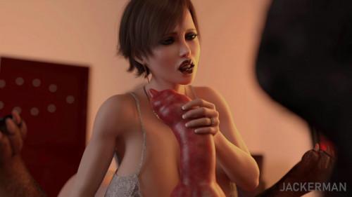 Lucky Bastard [2019,All sex,3D]