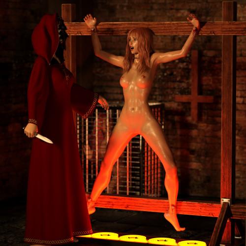 Evilmercenary Artwork [forced sex,bondage,humiliation]