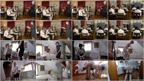Strictmoor Academy Year 1 Scene 3 (2017)