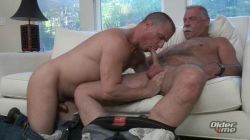 O4M - Cigar & Porn Aficionado Christian Mitchel, Scott Reynolds